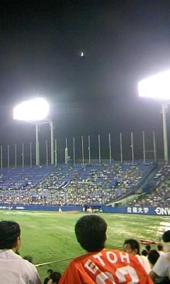 moonlight in 神宮