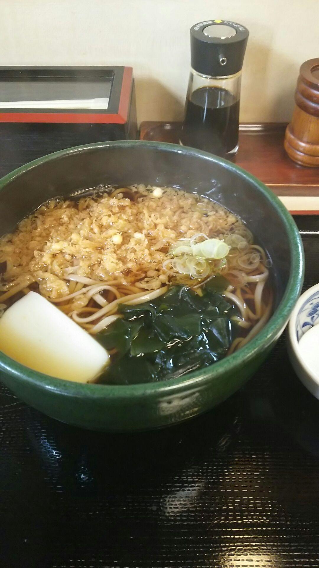 たけしのたぬき蕎麦日記2016 vol.2 池袋「信濃」