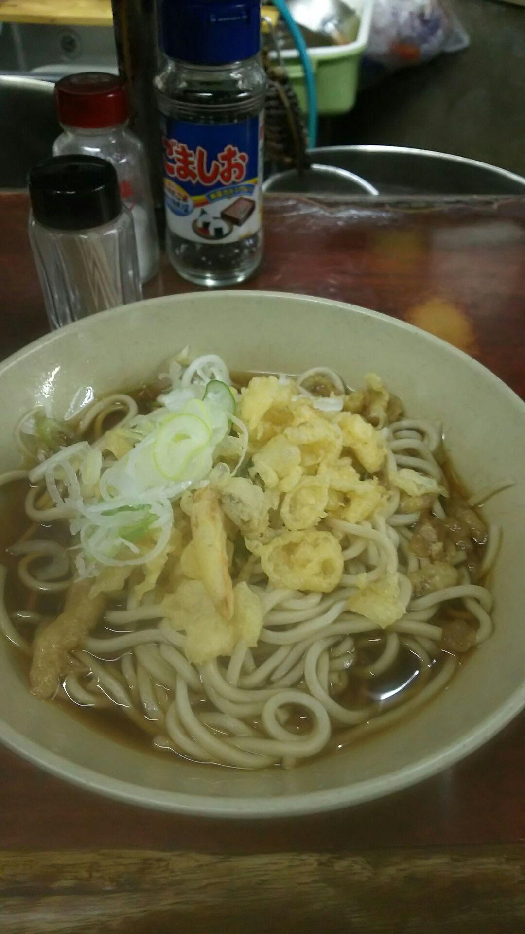 たけしのたぬき蕎麦日記2016 vol.7 東神田 「立喰そば」