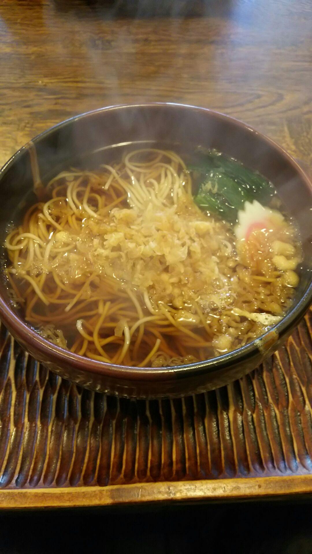 たけしのたぬき蕎麦日記2016 vol.9 小岩 「松月庵」
